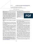 A Review of the Dissociative Disorders, Multilple Disorder to the Posttraumatic Stress