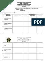 Form Monitoring PJ UKP Dan PJ UKM