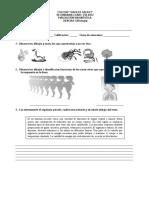 Examen Diagnostico Ciencias i 17-18