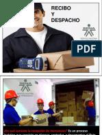 COMPETENCIA DE RECIBO Y DESPACHO.pptx