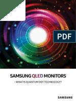 QLED Monitors