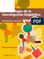 Metodología de La Investigación-lingüística