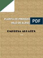 PROYECTO ALPATEX