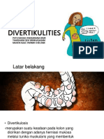 Digestive Ppt(Divertikulities)