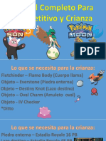 Pokemon Guia Competitiva