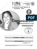 Cuadernillo 1 Comunicacion 2do_prim