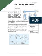 Desmontaje y Montaje de Mecanismos