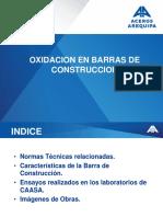 Oxidacion en Barras de Construccion (Cliente-nuevo Logo)