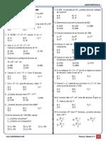 Aritmética - Números Primos y MCM - MCD