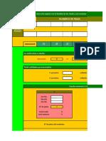 Excel Para Batallas Terrestres - V3