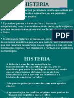 HISTERIA - Apresentação Slide