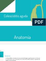 Colescistitis aguda