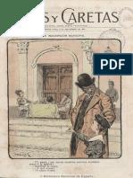 Caras y Caretas N° 101 - Buenos Aires,  1900