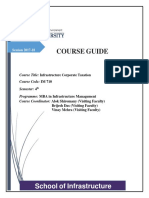 ICT Course Guide