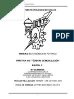 PRÁCTICA 10_ Técnicas de Modulación