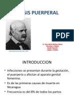 Sepsis Puerperal