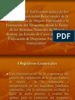 Aportes de la Exploración Familiar para la Formación del Terapeuta.ppt