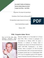 Presentacion Felix Adam 20 de Febrero de 2018