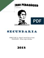 Caratula Secundaria BOLIVAR