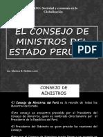 Minister Ios