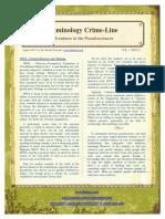 Crime-Line August 2010