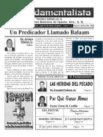 EL FUNDAMENTALISTA
