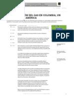 LA MASIFICACIÓN DEL GAS en COLOMBIA, UN EJEMPLO PARA AMÉRICA - Archivo Digital de Noticias de Colombia y El Mundo Desde 1.990 - Eltiempo.com