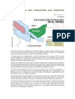 Areas Protegidas en Peligro