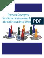 Nias en Colombia Normas de Aseguramiento