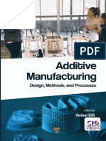 Manufacturing Design Methods and Processes