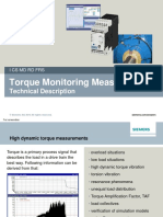 Torque Monitoring Measurement 2000