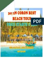 Promo Coron