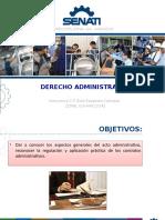 3. Derecho Administrativo