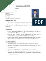Resume With Photo (2)