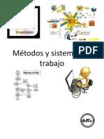 Métodos y Sistemas de Trabajo 18