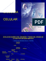 Biologia Celular 1 (2016)