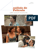 Análisis de Película Laura Guerra
