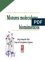 Motores moleculares miméticos