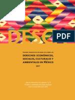 2018 Mexico Informe DESCA Esp VidaDignaYa