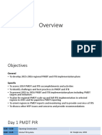 1_ Pmdt Itis Pir Overview