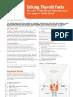 Talking Thyroid Facts