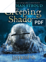 Lockwood & Co - The Creeping Shadow - Jonathan Stroud