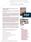 Investment Opportunity in Nigeria_ Feasibility Report on Setting-up a Tank Farm in Nigeria