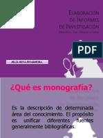 MONOGRAFIA Tesis y Proyecto de Grado