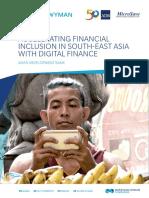 Financial Inclusion Se Asia