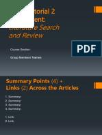 Tutorial 2 - Assignment PPT Template.pptx