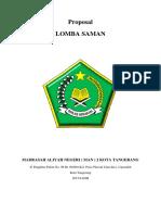 Proposal Saman[2]
