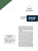 La Estructura de Las Organizaciones. Cap. 1, 2 y 3. H. Mintzberg