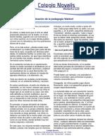 Aplicacion de la pedagpgia waldorf - comparacion entre escuela comun y enseñanzawaldorf muy bueno.pdf