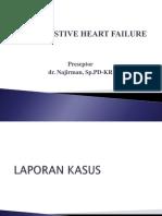Congestive Heart Failure Edit